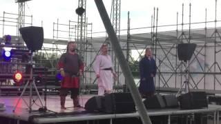 Концерт Николая Емелина в день мужества. 9.07.2017г