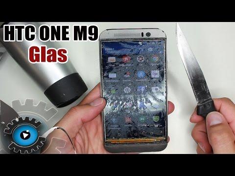 HTC One M9 Glas Wechseln Tauschen unter 20€ Reparieren [Deutsch]