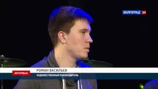 Интервью с участниками барабанного шоу Vasiliev Groove