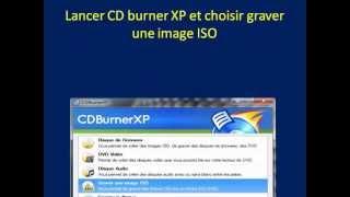Comment créer un CD Win XP bootable avec CD burner XP