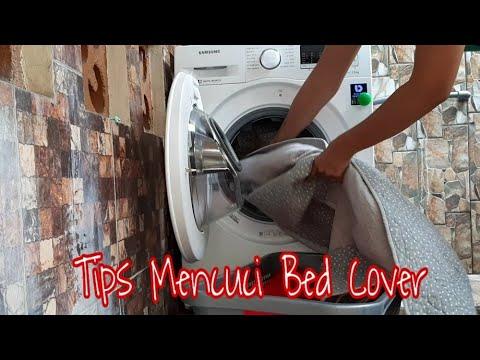 Tips Mencuci Bed Cover dan Seprei di Laundry Kiloan Mp3