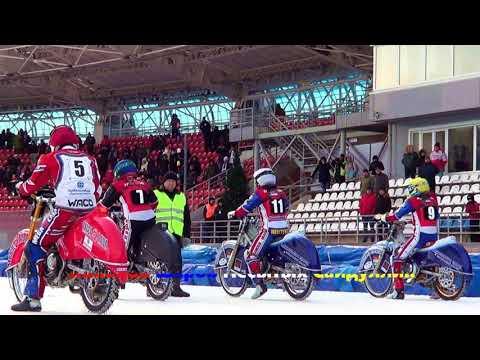Мотогонки на льду Финал 1 ЛЧР 2020 2 день