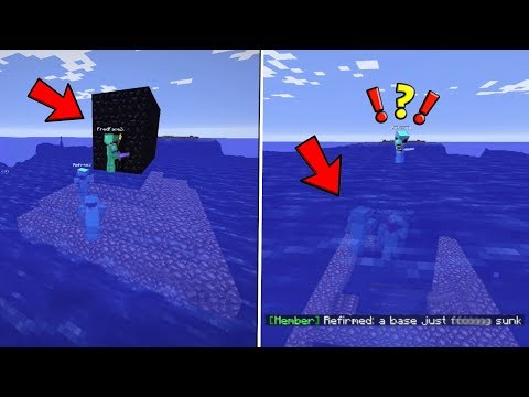 I Trolled My Minecraft Server... (they Were So Confused)