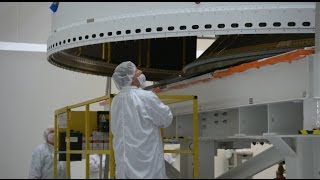 Delta IV WGS-9 Encapsulation