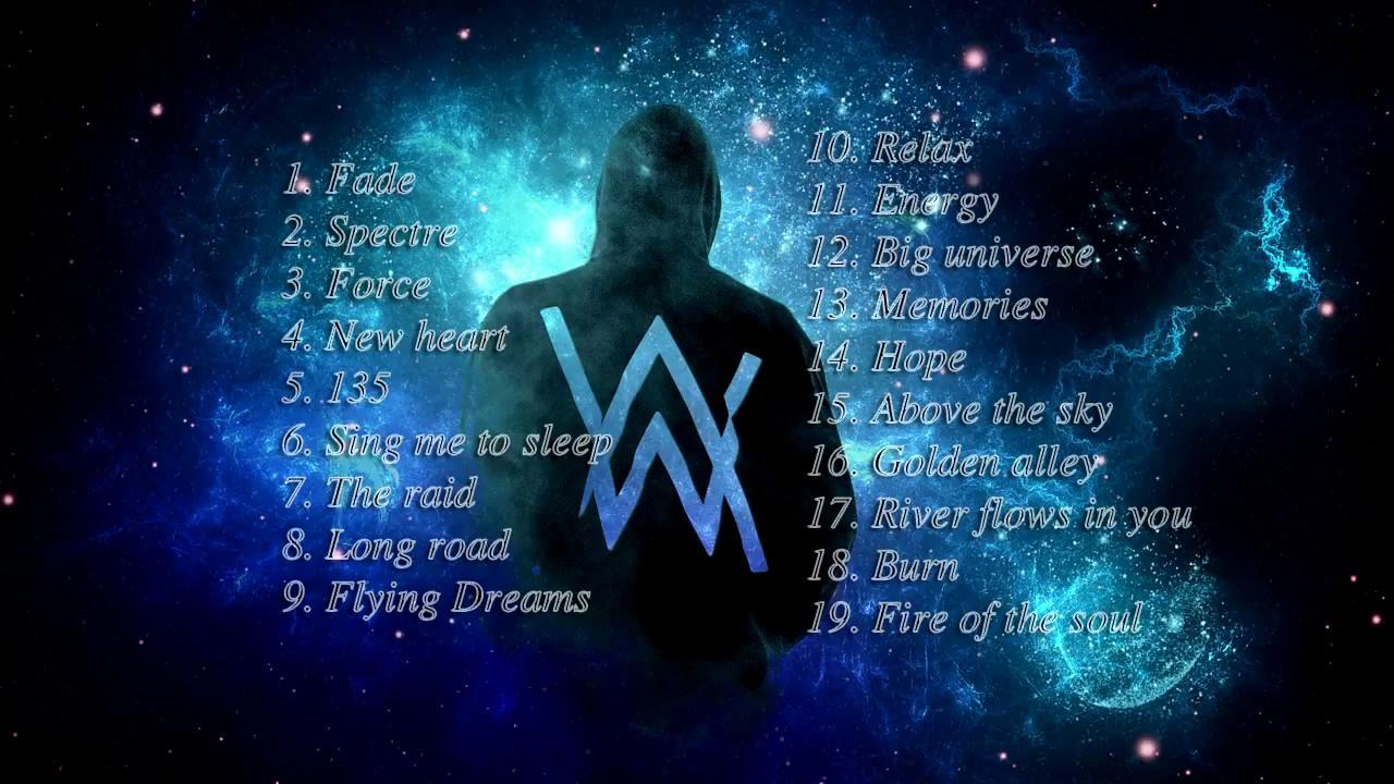 Alan Walker | Tổng Hợp các bản nhạc EDM hay nhất của Alan Walker | Alan  Walker Collection