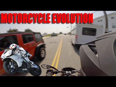 The Evolution of Motorcycle Technology
