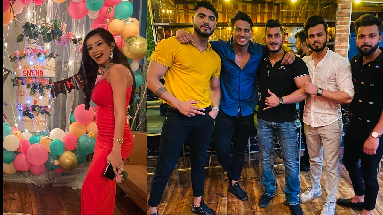 Download Sneha Bhabhi Birthday Party 🥳