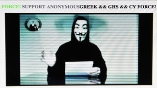 U.S. Warns on Hacking Group Anonymous