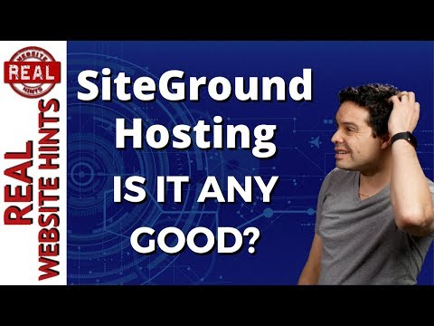 SiteGround Review. Is SiteGround The Best Website Hosting Or The Best WordPress Hosting 2017