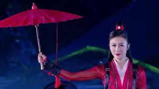 2019江苏卫视猪年春晚《侠》张娅姝团队