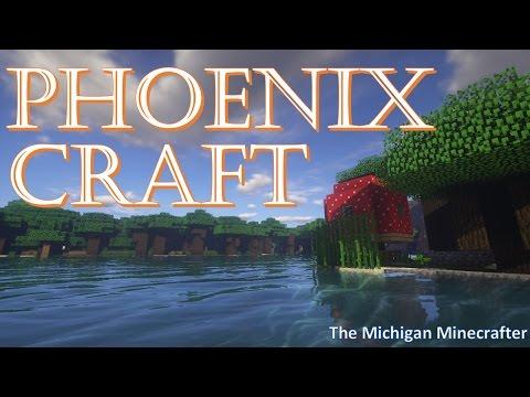 Minecraft Secret Underwater Base Idea! | Phoenix Craft #2