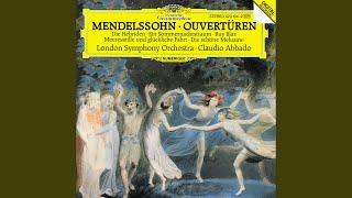 mendelssohn overture for wind instruments op24 mwv p1 für harmoniemusik