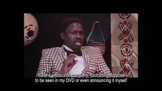 INTERVIEW  WITH ALI NUHU Gaskiya da gaskiya Latest Hausa Films  Music