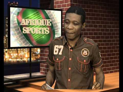 AFRIQUEMEDIA production -AFRIQUE SPORT  DU   02   02   2013