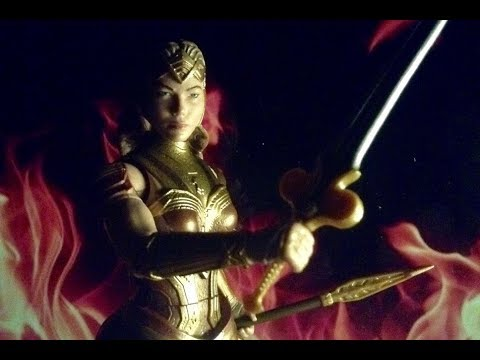DC Comics Multiverse Ares Wave Queen Hippolyta
