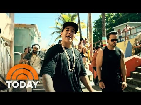 'Despacito' Is Now The Most-Streamed Song Of All Time | TODAY
