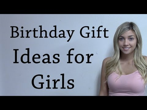 Birthday Gift Ideas for Girls - Hubcaps.com