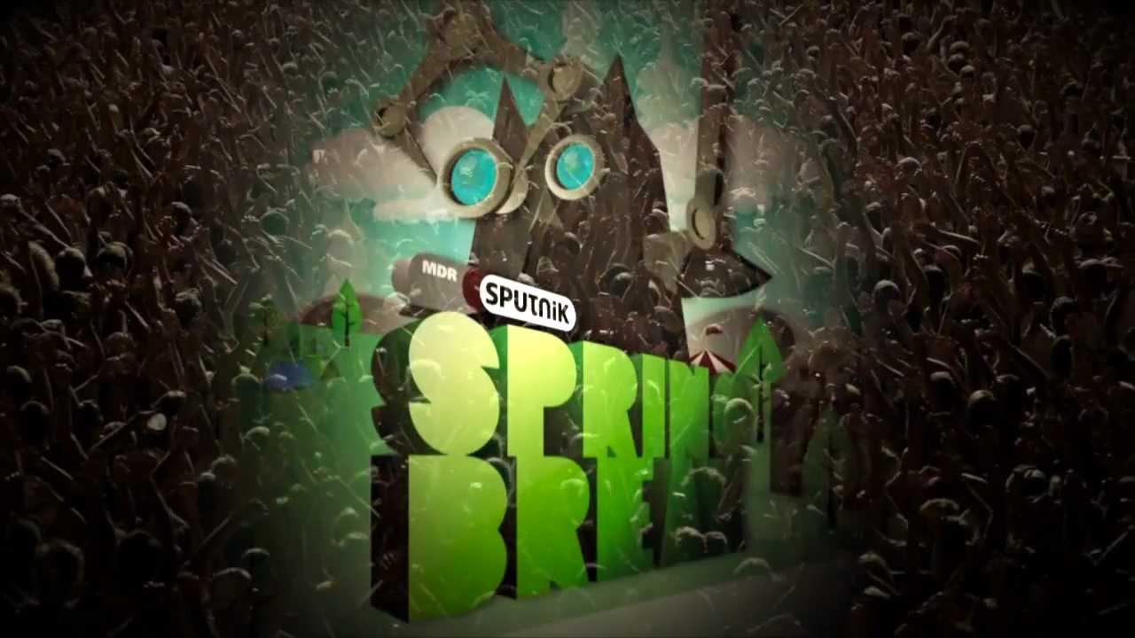 Sputnik spring break 2020 karten