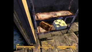 Fallout: New Vegas - Original Sniper rifle (Location)
