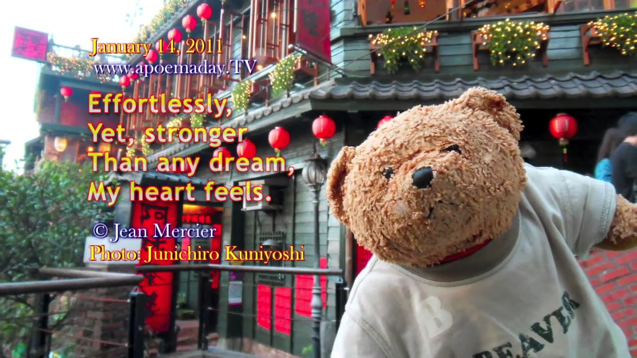I love Taiwan and Japan! 31 more new love poems and notes for the Soul! Chapter 49: Misty Veil