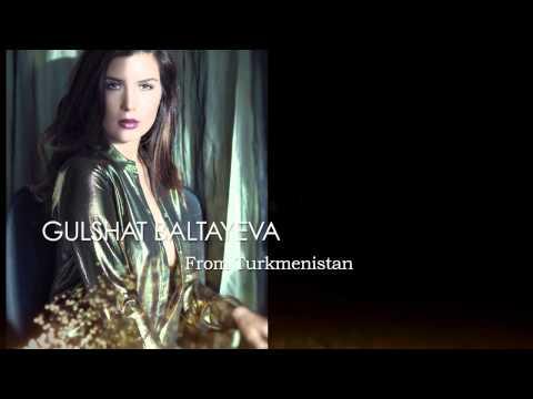 Miss Asia Turkmenistan - Gulshat Baltayeva