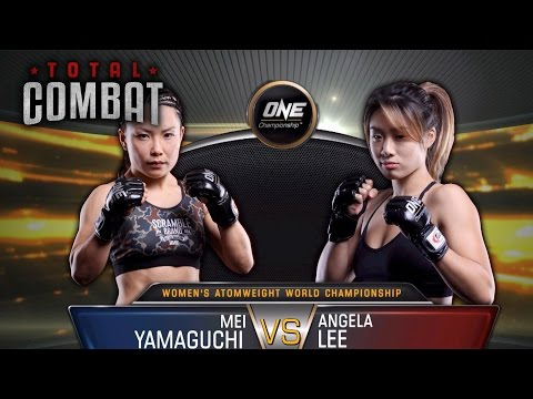 Total Combat | Mei Yamaguchi vs Angela Lee