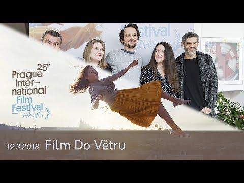Do Větru | Tisková konference MMF Praha - Febiofest 2018