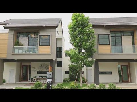 รีวิวบ้านเดี่ยว บ้านเปี่ยมสุข แจ้งวัฒนะ - ศรีสมาน : Home Review T.152