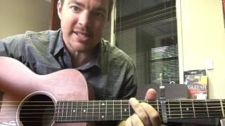 Tin Man | Miranda Lambert | Beginner Guitar Lesson
