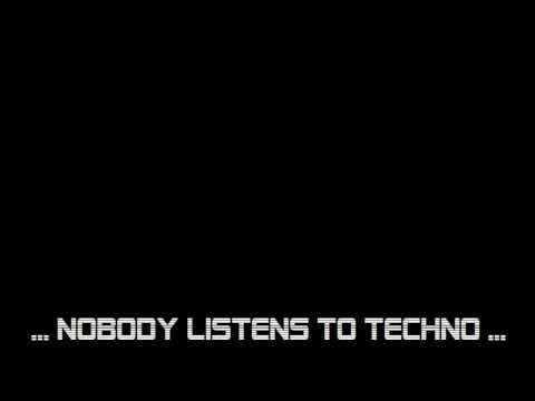 NOBODY LISTENS TO TECHNO... Tamson S. - Ubitec