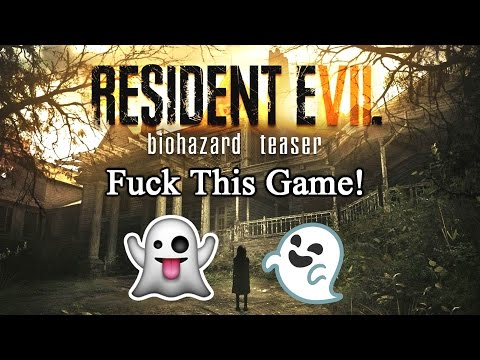 SCARIEST HORROR GAME/DEMO EVER? - Resident Evil 7 Biohazard |
