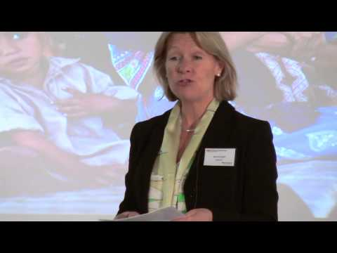 The impact of lost childhood on women in developing countries: Jane Cooper at TEDxWhitehallWomen