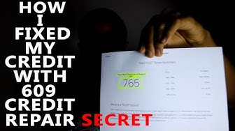 How I Fixed Credit Fast: Removed Collections, Charge-off, and Adverse Accounts - 30 Days - Secret!
