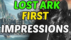 Lost Ark First Impressions - Is It Worth Playing?