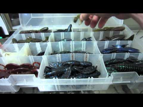 Bass Fishing Lures -My Updated Tackle P.2- (KeeP ReeLIng)