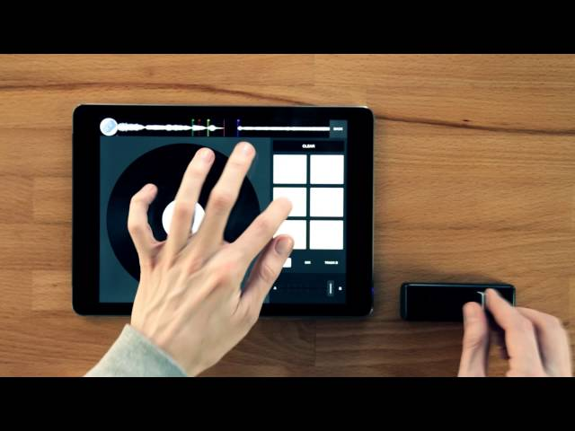 crossfader for android
