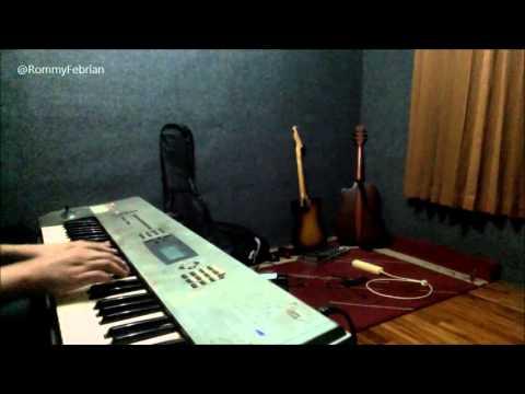 Fatin Shidqia - Dia dia dia (Piano Cover)