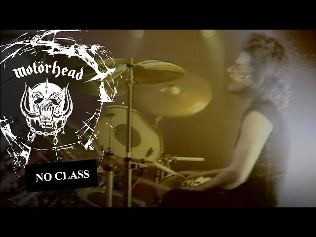 Motörhead – No Class (Official Video)
