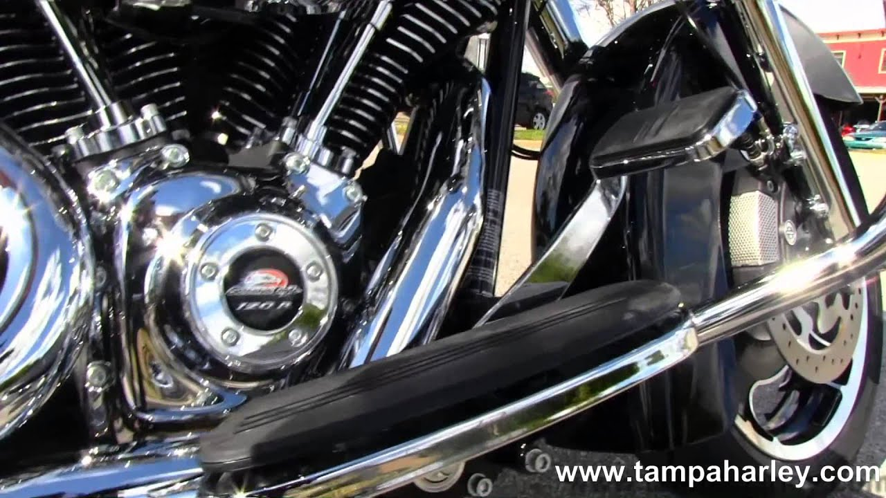 New 2013 harley davidson road glide custom 120r screaming eagle with fat cat exhaust