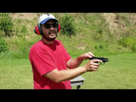 Ruger EC9S first shoot-July 2019-Extractor Failure