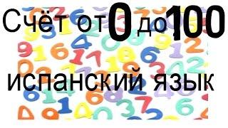 Испанский язык. Количественные числительные от 0 до 100.