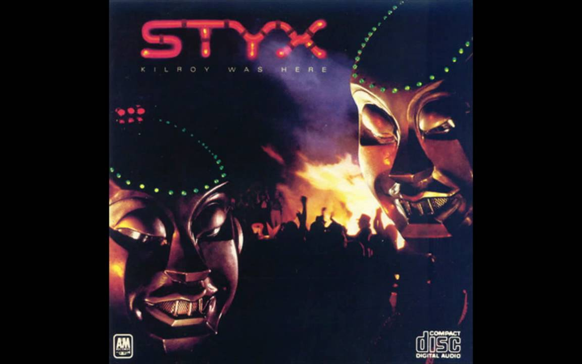 Mr Roboto Extended Edit Styx Youtube