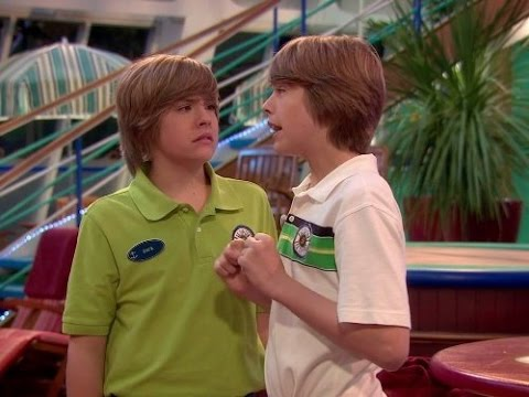 The Suite Life On Deck Season 2 Episode 1 (s02e01) The Spy Who Shoved Me