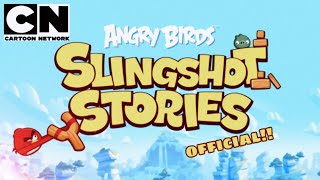 Angry Birds : Slingshot Stories on Cartoon Network!! | (Fan Made)