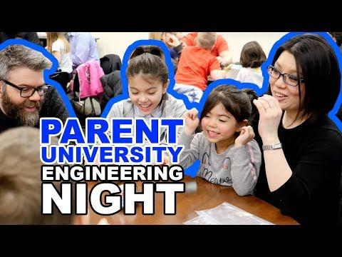 Parent University - Engineering Night