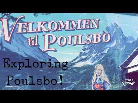 A Day In Poulsbo, WA - Washington's Hidden Gem