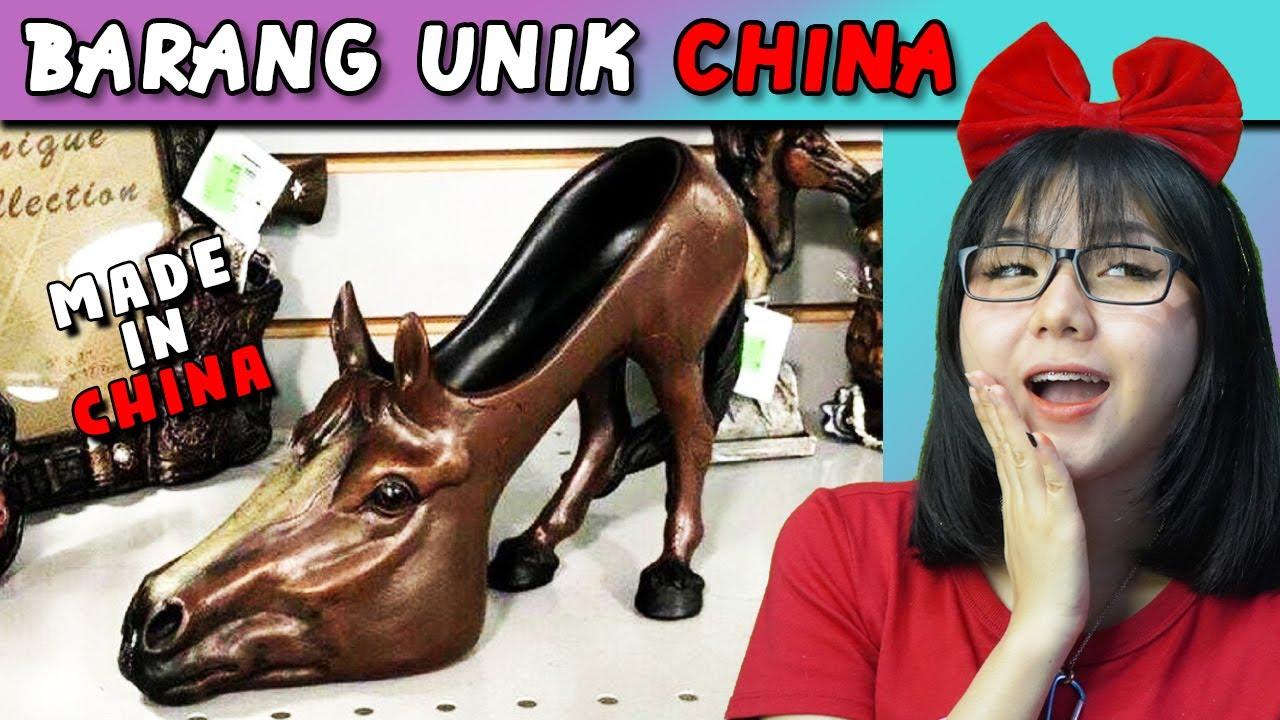 BARANG UNIK DARI CHINA YANG HARUS KAMU LIHAT !!