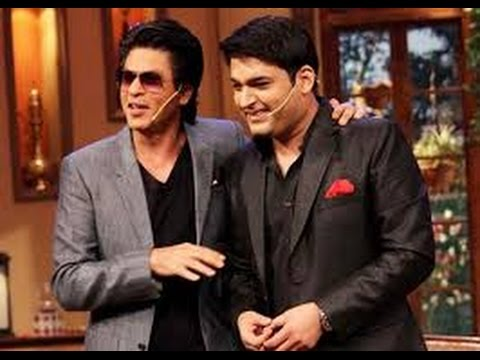 SRK Loses His Cool On Comedy Nights With Kapil - Bollywood News