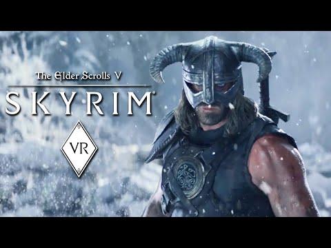 The Elder Scrolls V: Skyrim VR Youtube Video
