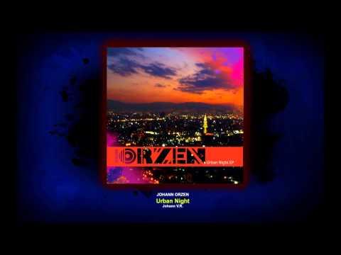 Johann Orzen - Urban Night
